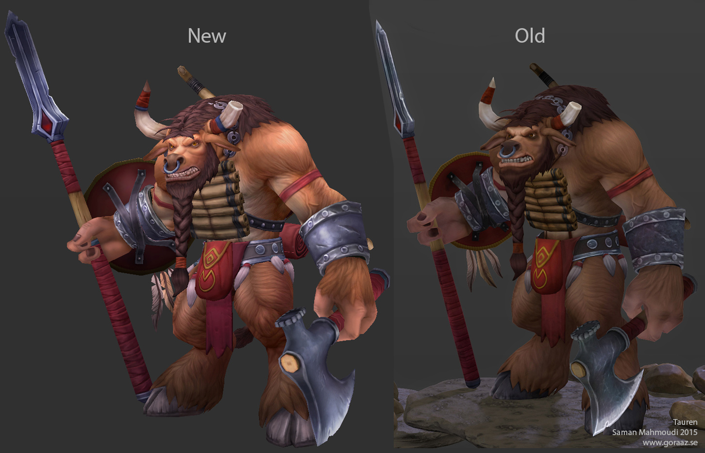 Speedo tauren nude photo